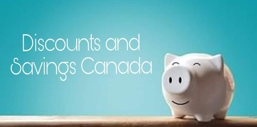 Discounts and Savings Canada
